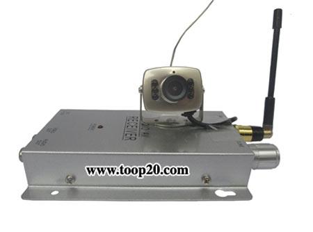 دوربین مداربسته بیسیم مینیاتوری - دوربین مداربسته کوچک، دوربین بیسیم کوچک با نصب آسان