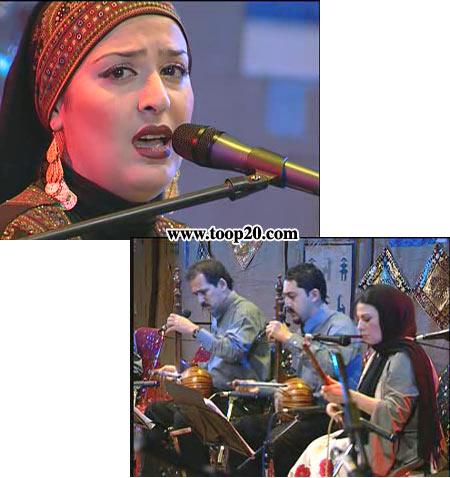 کنسرت فارسی کامکارها -  تالار وزارت کشور